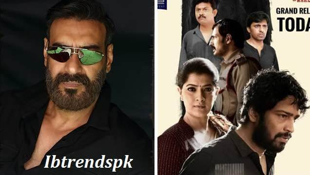 Ajay Devgn and producer Dil Raju announce the Hindi remake of Telugu hit film 'Naandhi'